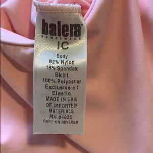 balera Other - Valera Dancewear Ballet Leotard